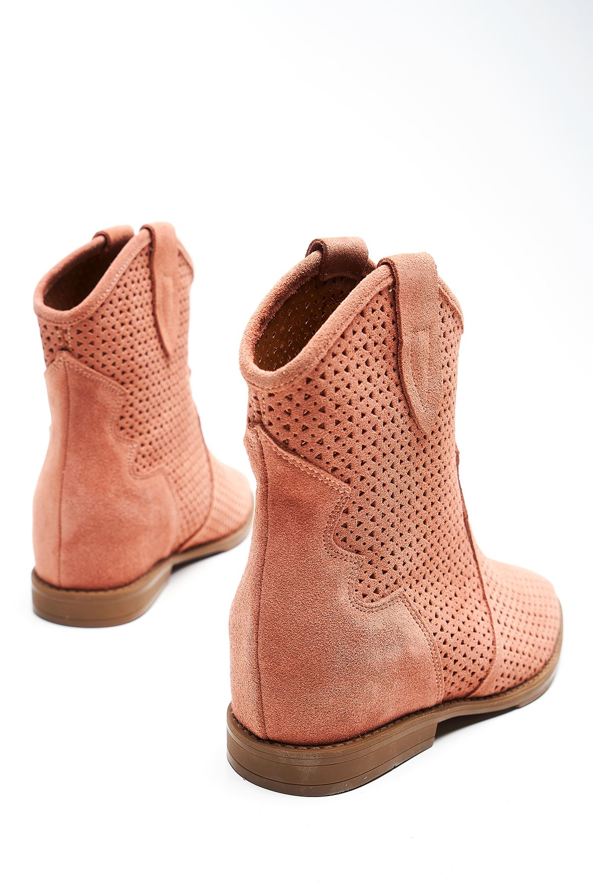 Storm Rose Genuine Leather Women's Summer Boots