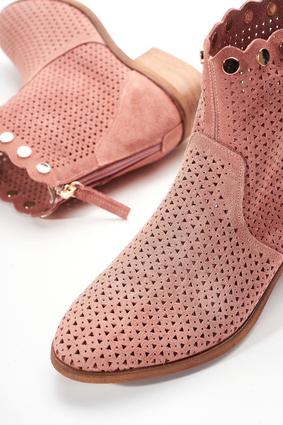 Gust Rose Genuine Leather Women's Summer Boots